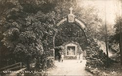 Entrance to Holy Hill