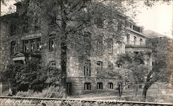 Brokaw Hall, Lawrence College Postcard