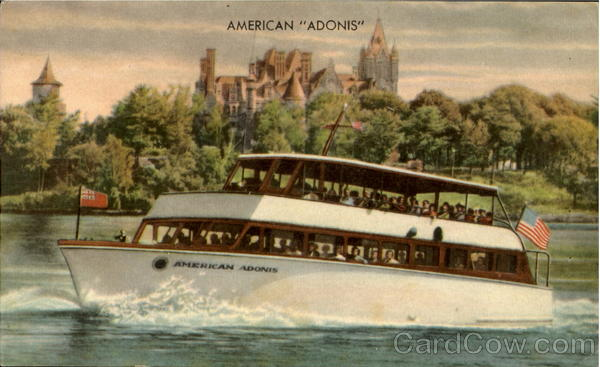 American Adonis Boats, Ships