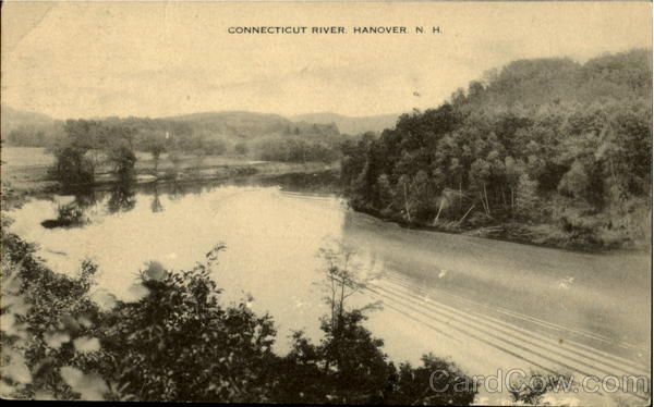 Connecticut River Hanover New Hampshire