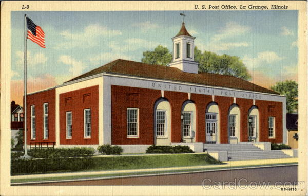 U. S. Post Office La Grange Illinois