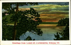 Greetings From Lake St. Catherine