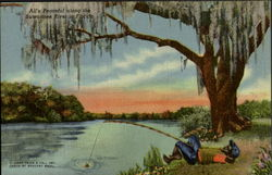 All's Peaceful Along The Suwannee River
