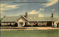 Klinger Lake Country Club, Klinger Lake