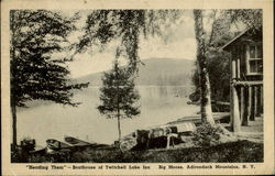 Boathhouse Of Twitchell Lake Inn