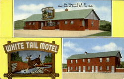 White Tail Motel, Hiways 14 & 79