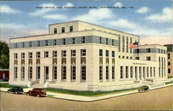 Post Office And Federal Court Bldg.