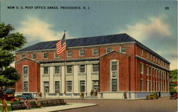 New U. S. Post Office Annex