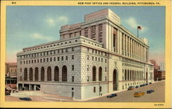 New Post Office And Federal Building