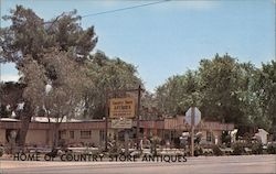 Cherokee Traders Country Store Antiques Retail Wholesale Home of Country Store Antiques 25270 San Jacinto St. Postcard