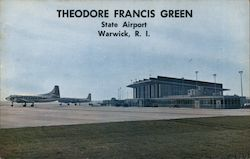 Theodore Francis Green State Airport Postcard