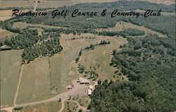 Riverview Golf Course & Country Club Postcard