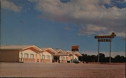 Whiting Motels Postcard