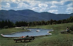 Swimming Pool at Trapp Family Lodge