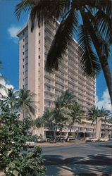 The Waikiki Surf Hotels Postcard