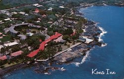 Aerial View of the Kona Inn