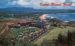 Kauai Resort Hotel Postcard