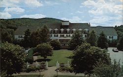 The Woodstock Inn Postcard