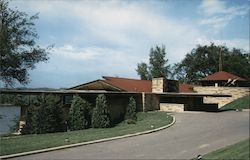 The Spring Green, Designed by Frank Lloyd Wright