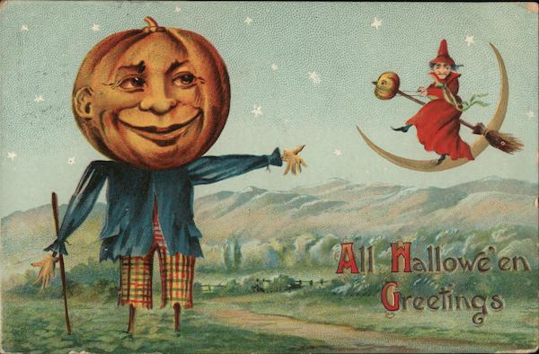 All Halloween Greetings