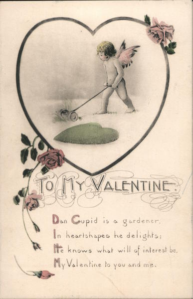 To My Valentine Cupid