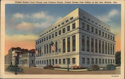 U.S. Court House and Custom House, U.S. Post Office