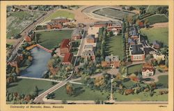 University of Nevada Postcard
