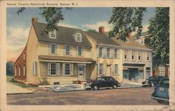 Salem County Historical Society Postcard