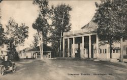 Lakewood Theatre Postcard