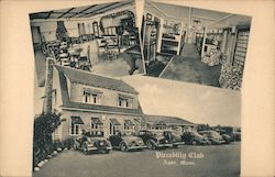 The Piccadilly Club Postcard