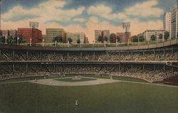 Polo Grounds, New York City Postcard