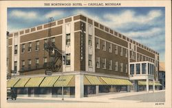 The Northwood Hotel Postcard