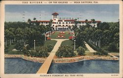 The Riviera on the Halifax Postcard