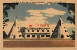 The Tepees - Souvenirs and Food