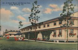 A Guest House and Service Club