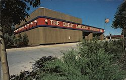 The Great American Restaurant Postcard
