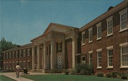Music and Speech Building, University of Alabama Postcard
