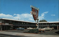 Heart O'Town Motel Postcard