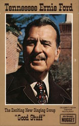 Tennessee Ernie Ford Postcard