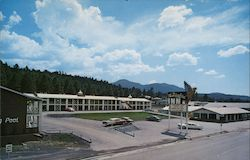 Thunderbird Inn Postcard