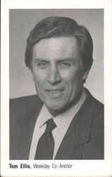 Tom Ellis, Weekday Co-Anchor - The New England News Postcard