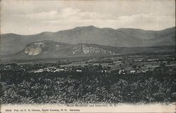 Moat Mountain and Intervale Postcard
