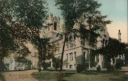 Old Arts Building, Queens University Postcard