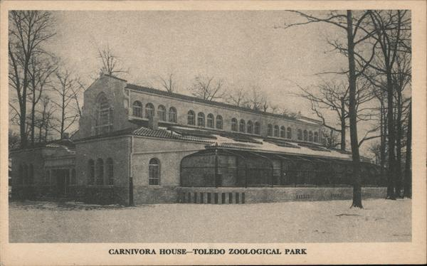 Carnivora House - Toledo Zoological Park Ohio
