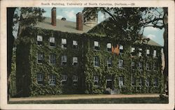 South Building, University of North Carolina Postcard