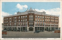 Sheffield Hotel, In the Heart of the Muscle Shoals District