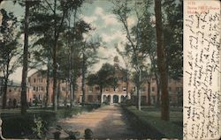 Spring Hill College Postcard