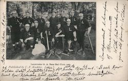 Leominster A.A. Baseball Club, 1905