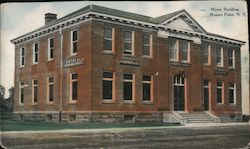 Myers Building Postcard