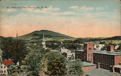 Mt. Ascutney from Claremont, N.H.